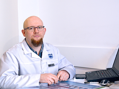 mgr inż. Jan Kierszniowski optometrysta NO10217
