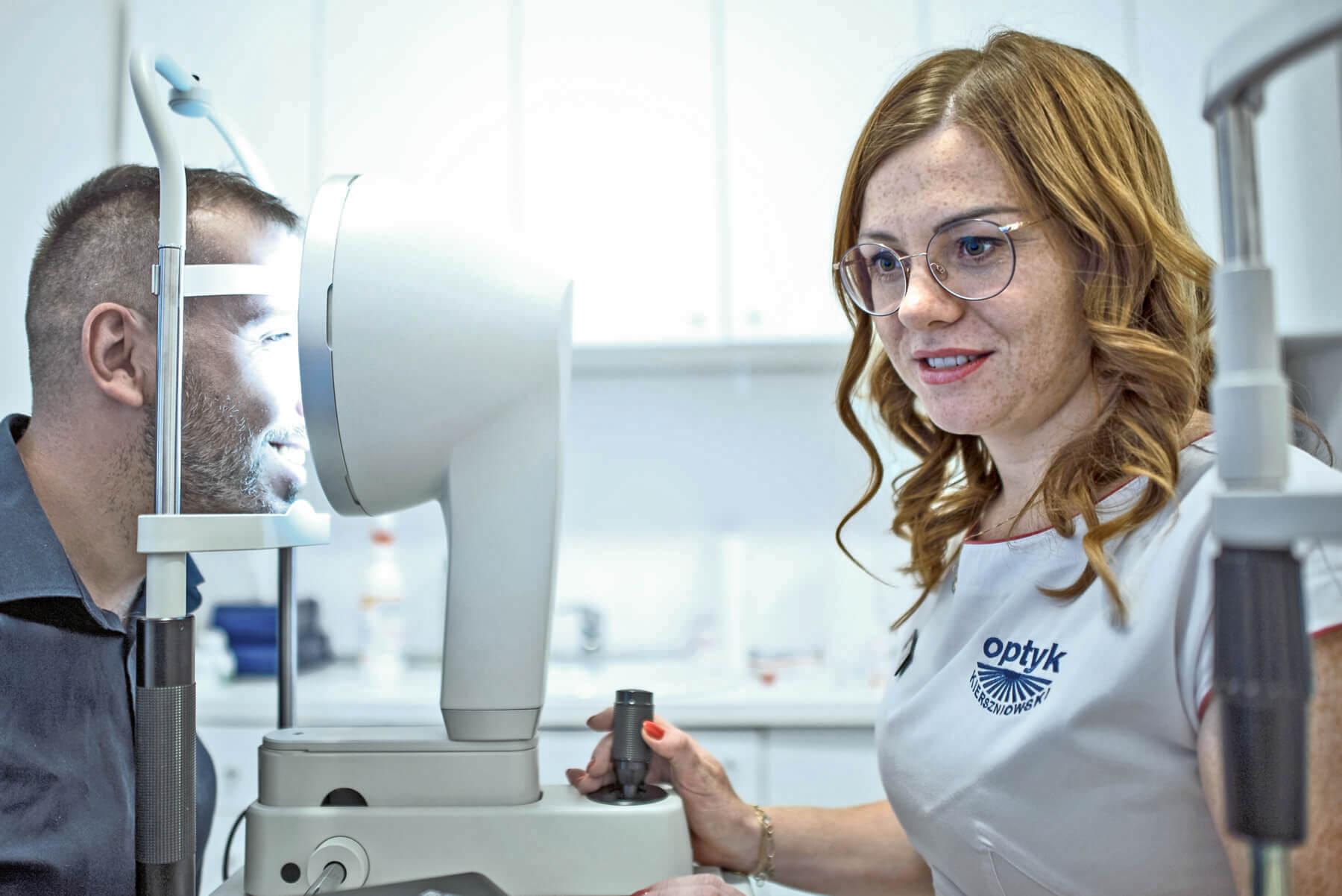 Mgr Inż. Katarzyna Pydzik - Optometrist PTOO - NO15115
