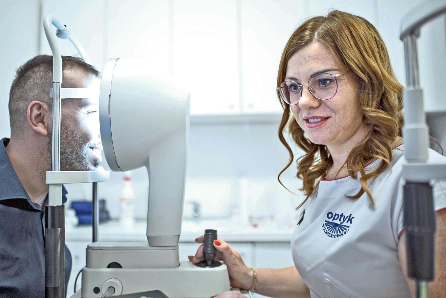 Mgr inż. Katarzyna Pydzik – optometrysta PTOO - NO15115